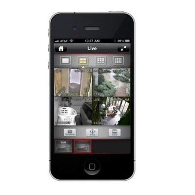 نرم افزار انتقال تصویر دوربین های مدار بسته