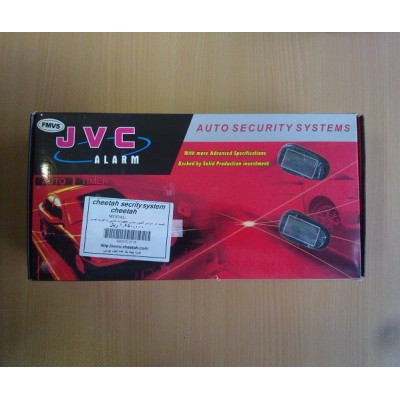دزدگیر جی وی سی,JVC