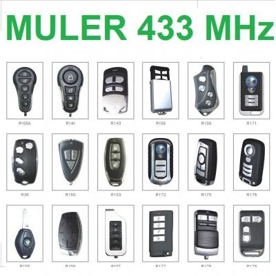 ریموت های مولر MHZ 433