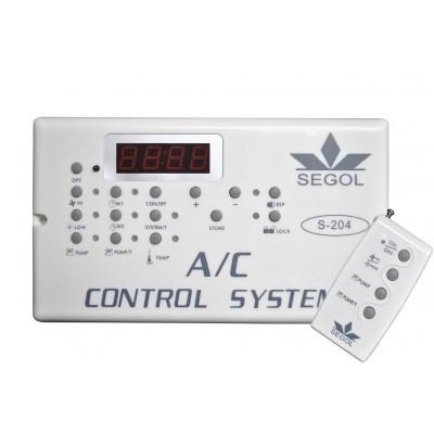 سیستم کنترل کولر های آبی