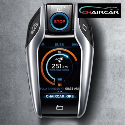 GPS خودرو ماهواره ای,GPS Chaircar AHB interface