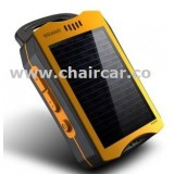 GPS آهنربایی با شارژر خورشیدی