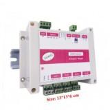 کنترل پیامکی 4 خروجی/4ورودی تایمردار LG4412