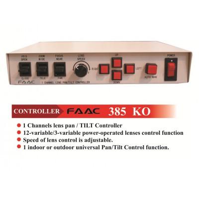 کنترلر faac ,کنترل دوربین مدار بسته