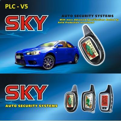 دزدگیر تصویری PLC V5